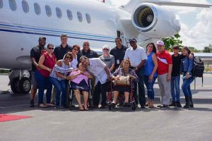 Business Aviation Helps PALS