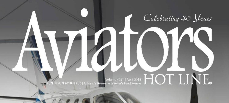 JetLoan Capital Featured in Aviators Hotline