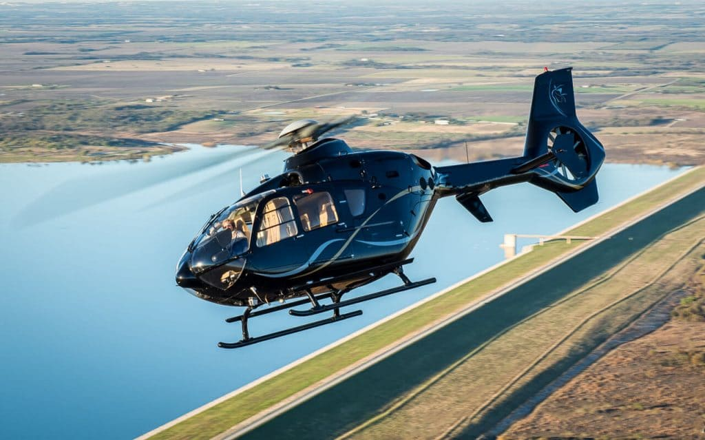 personal helicopter financing