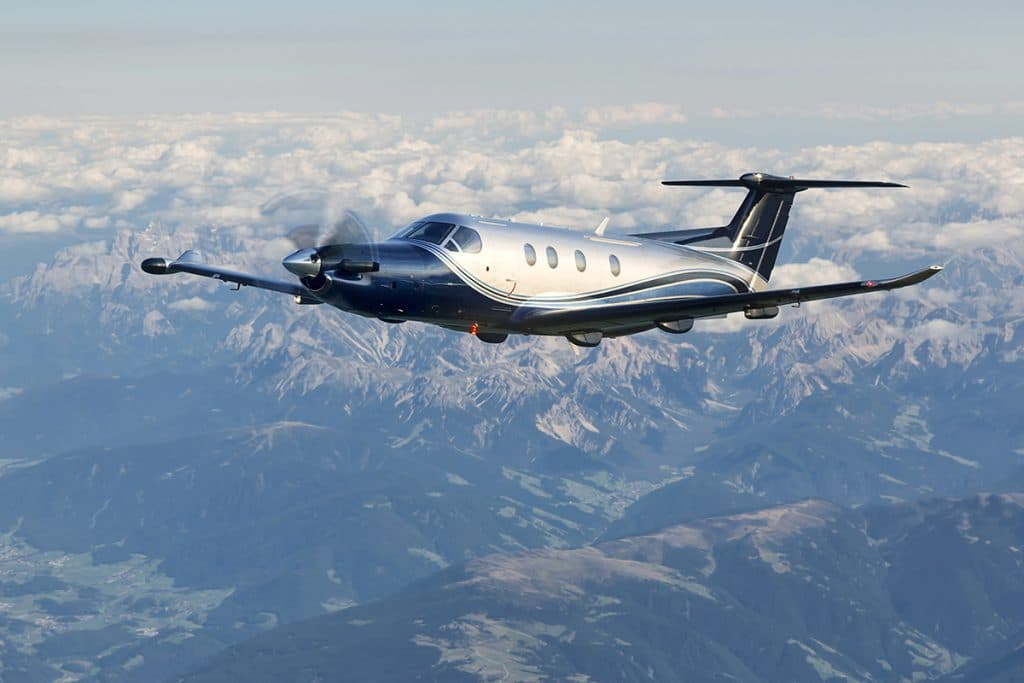 turboprop airplane financing company