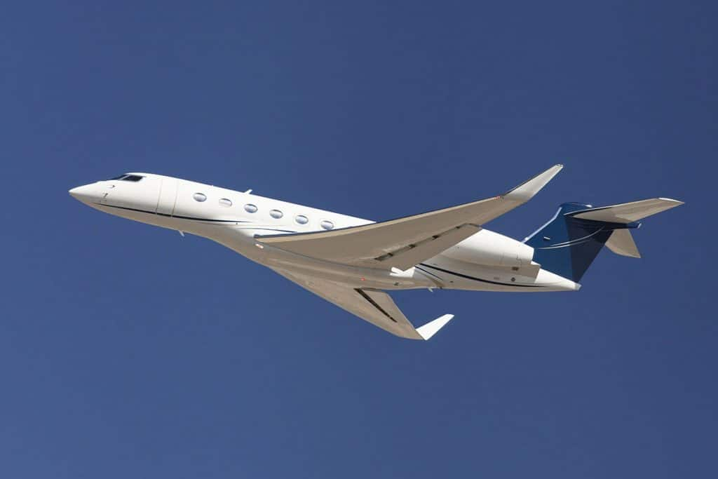 private jet financing company